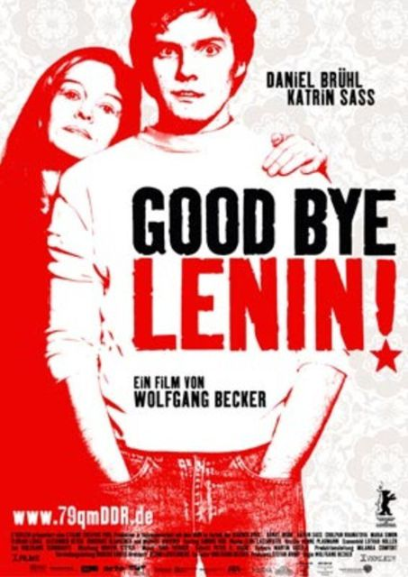 Plakat - Good Bye Lenin