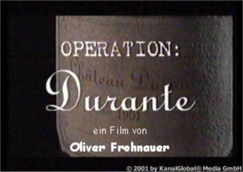 Operation Durante | © 2003 by r.m.