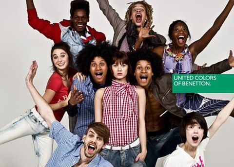 Group | United Colors of Benetton©