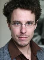 Tobias Gramowski, actor, speaker, Frankfurt