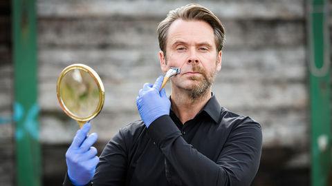 Professor T Mörder