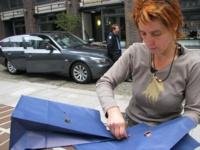 Christine Marzinzik, standby props, Hamburg