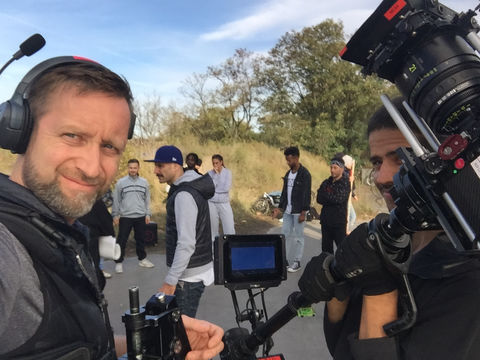 Gero Kutzner, director of photography, steadicam operator, Cologne