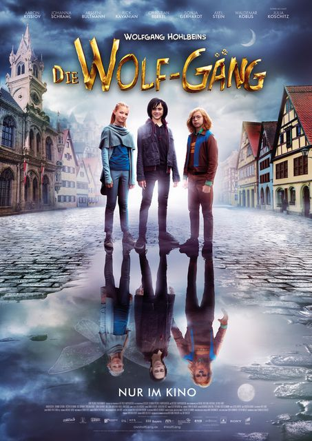 Die Wolf-Gäng | ©Sony Pictures Entertainment