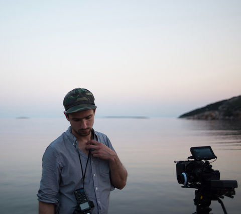 Jesse Mazuch, director of photography, Berlin