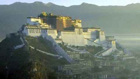 Potala Palace | © Richard Ladkani