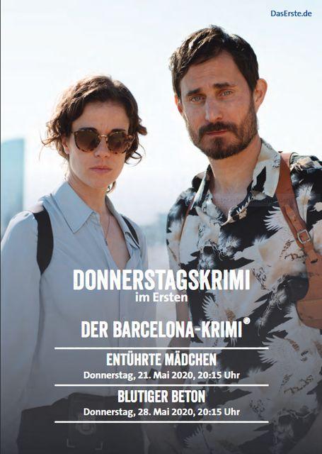 Der Barcelona Krimi Blutiger Beton