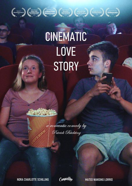 Cinematic Love Story Poster | ©Cangerfilms