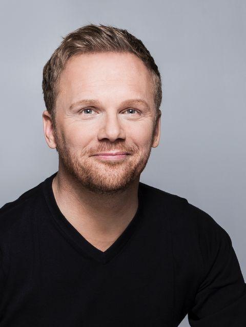 Ralf Schmitz, Comedian, Moderator, Schauspieler, Sprecher