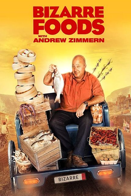 Bizarre Foods with Andrew Zimmern | ©Tremendous Entertainment