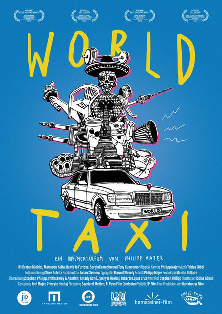 World Taxi | © JIP Film und Verleih