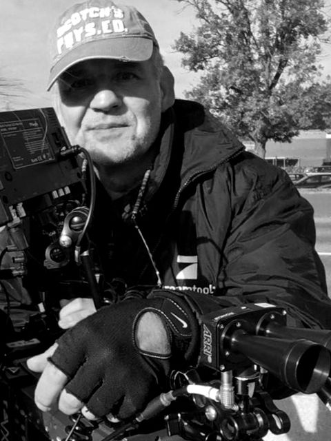 Michael Schallon, 1st assistant camera, camera operator, director of photography, Hamburg