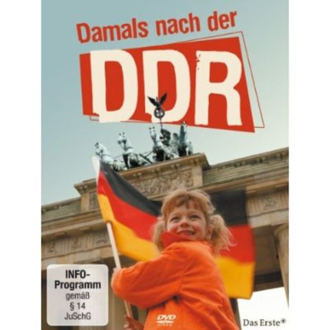 dvd cover damals