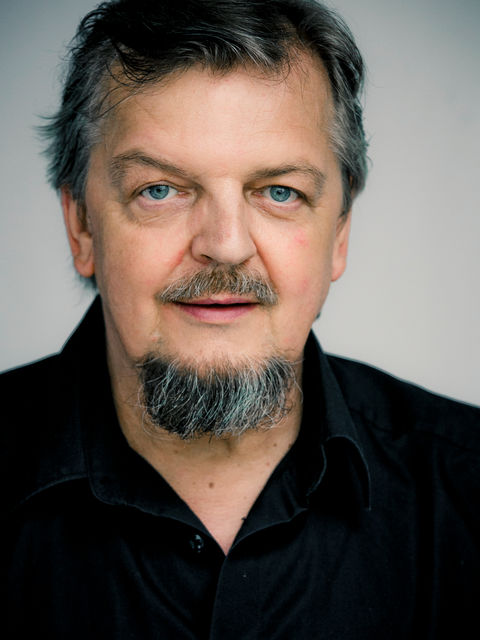 Gerhard Georg Jilka, actor, voice actor, Munich