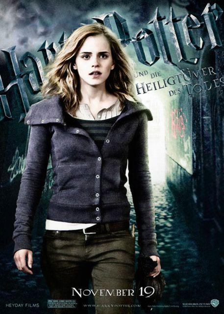 Harry Potter Und Die Heiligtumer Des Todes Teil 1 Kinospielfilm 2009 Crew United