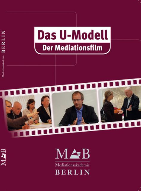 DVD Cover Mediationsfilm | © 2010 Mediationsakademie Berlin