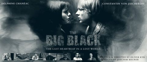 The Big Black - Official Visual Key - Movie Poster | © Red Iguana Pictures