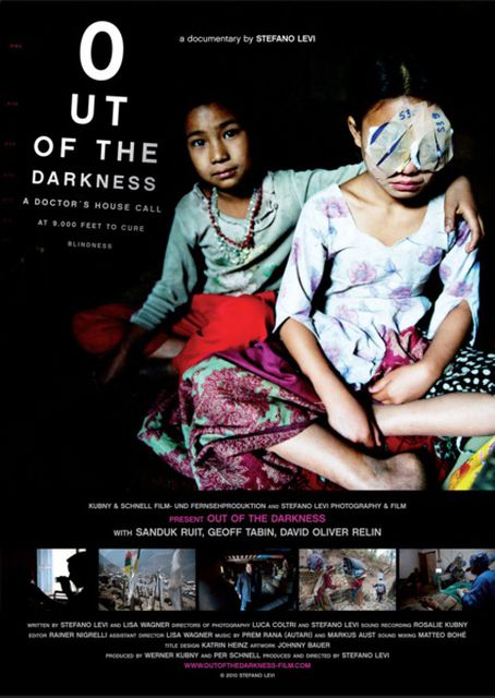 Out of the Darkness Poster | © 2011 Stefano Levi