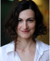 Ana Kerezovic, actor, Berlin