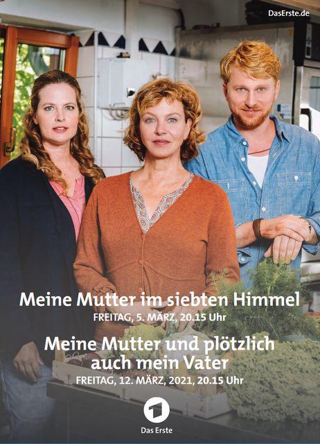 Meine Mutter im siebten Himmel, TV-Film (Reihe), 2020-2021 | Crew United