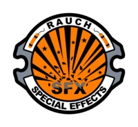 Rauch Special Effects: Mock Ups, Pyrotechnics, snow and winter special effects, SFX Special Effects (general), Weapons (SFX), Wind and Fog Machines