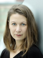 Britta Scheerer, actor, Stuttgart