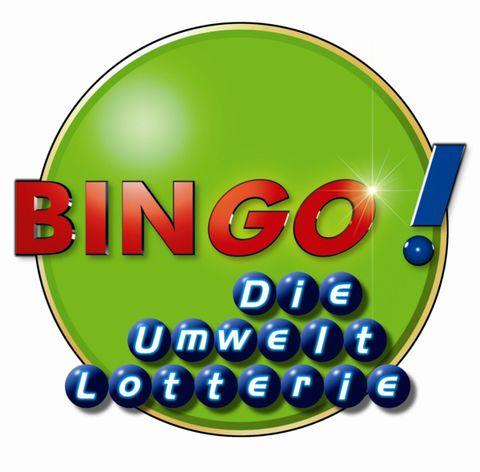 Umweltlotterie Bingo