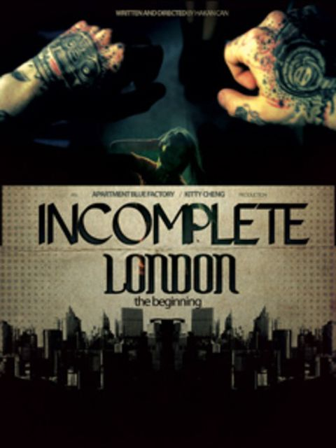 Incomplete London | © Apartment Blue Factory