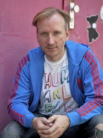 Uwe-Peter Spinner, actor, speaker, Stuttgart