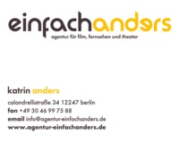 Agentur einfachanders: Talent Agency