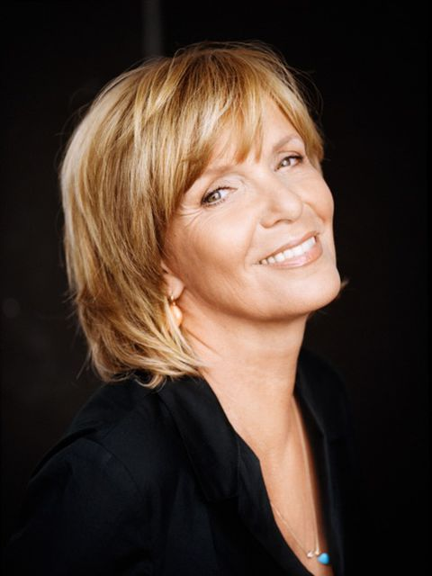 Ulrike Kriener, actress, speaker, Munich