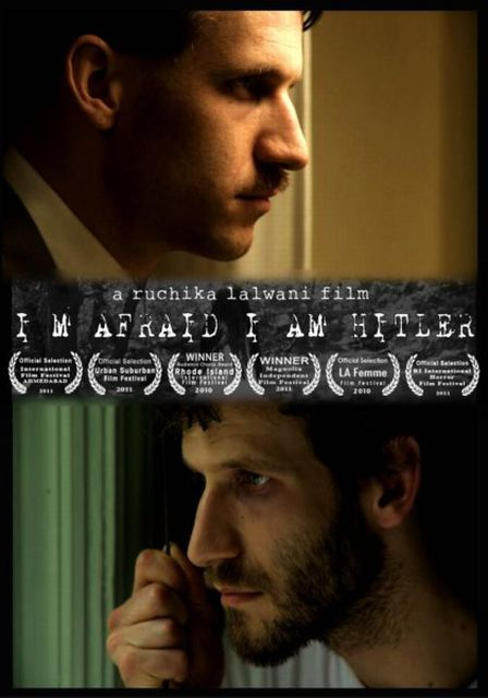 Film Plakat - I'm Afraid I Am Hitler | © 2009 Pentacle Pictures