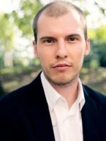 Bastian Klang, actor, speaker, Berlin