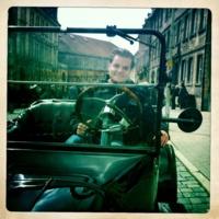 Christoph Siegert, production driver, München