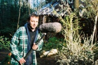 Martin Witte, production sound mixer, boom operator, Leipzig