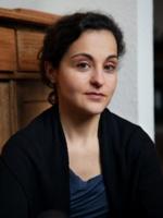 Marina Lubrich, actor, Berlin