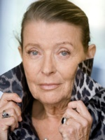 Eva Christian, actor, München