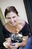 Lisa Jopt, actor, speaker, Essen