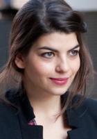 Lilian Mazbouh, actor, Berlin