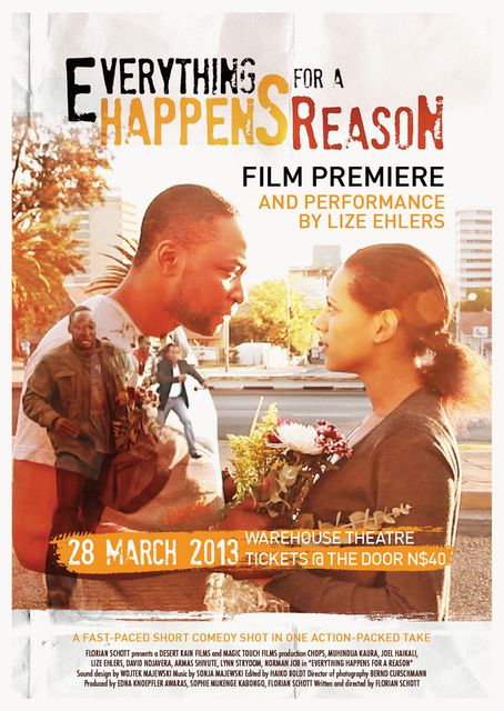 Everything Happens For A Reason - Premiere Poster | © Florian Schott