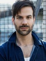 Lutz Erik Aikele, actor, Berlin
