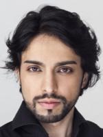 Masoud Janbaz, actor, München