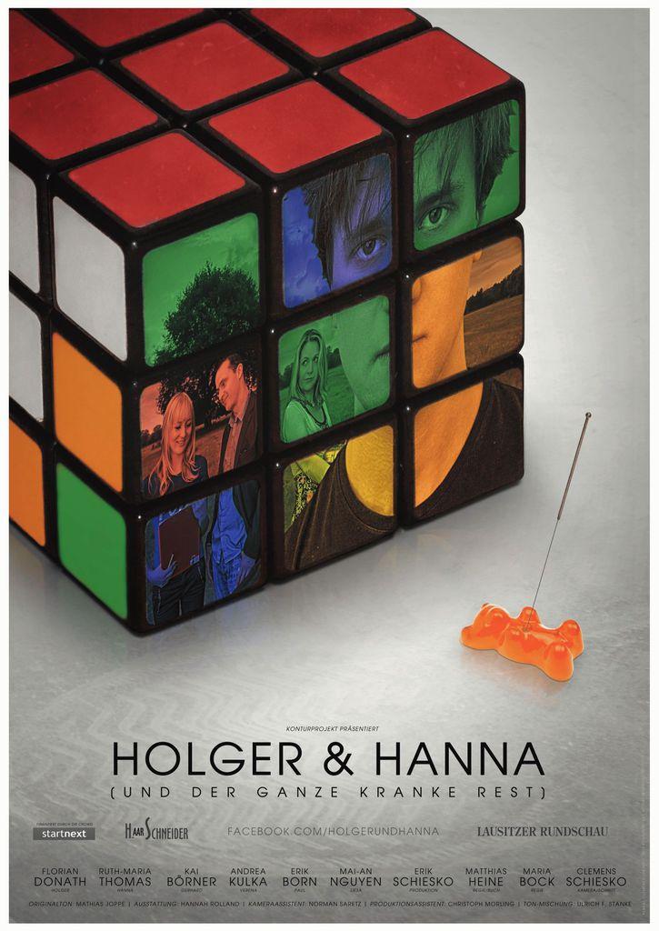 Holger Hanna Und Der Ganze Kranke Rest Indie Feature Film