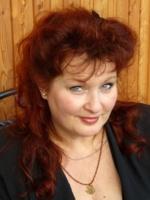 Carola Bläss, actor, voice actor, speaker, comedian, cabaret artist, Berlin