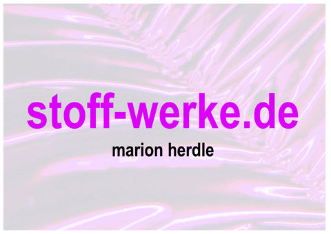 Stoffwerke Marion Herdle: Backgrounds and Backdrops, Fabrics, Props Construction, Set Construction