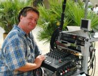 Roland Rebscher, production sound mixer, Frankfurt