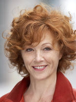 Heike Trinker, actor, speaker, Köln