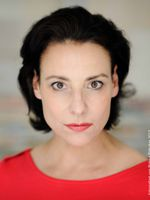 Susanne Jansen, actor, Berlin