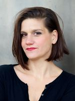 Angela Woelffer, actor, Berlin