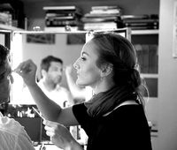 Rebecca Koch, makeup artist / hair stylist, Berlin